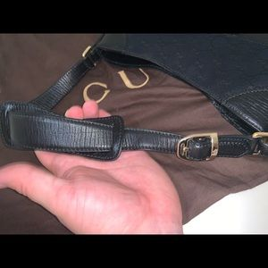 Gucci Bags - Authentic Gucci Hasler horsebit shoulder bag GG